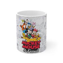 Caneca Mickey Friends