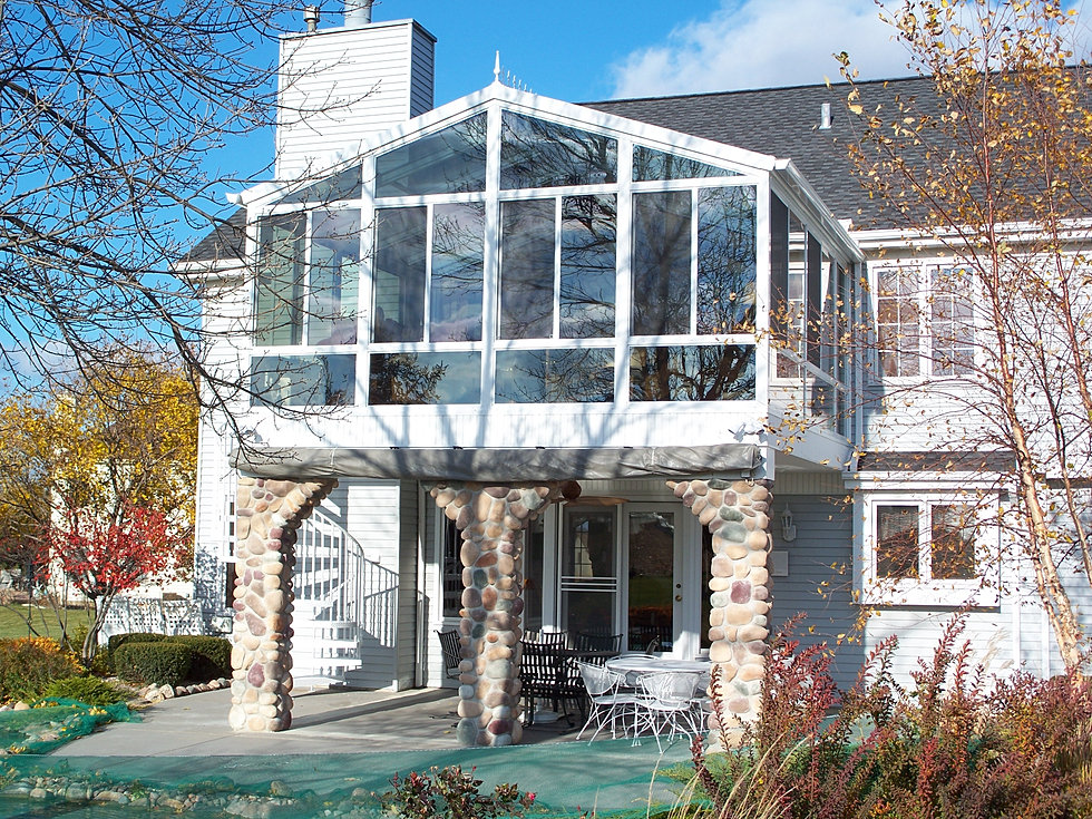 Northern Tropic Homes Four Seasons Sunrooms - Four seasons patio rooms
