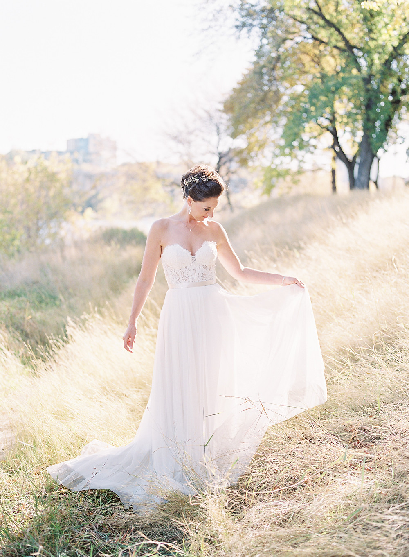 Elegant Saskatoon Wedding