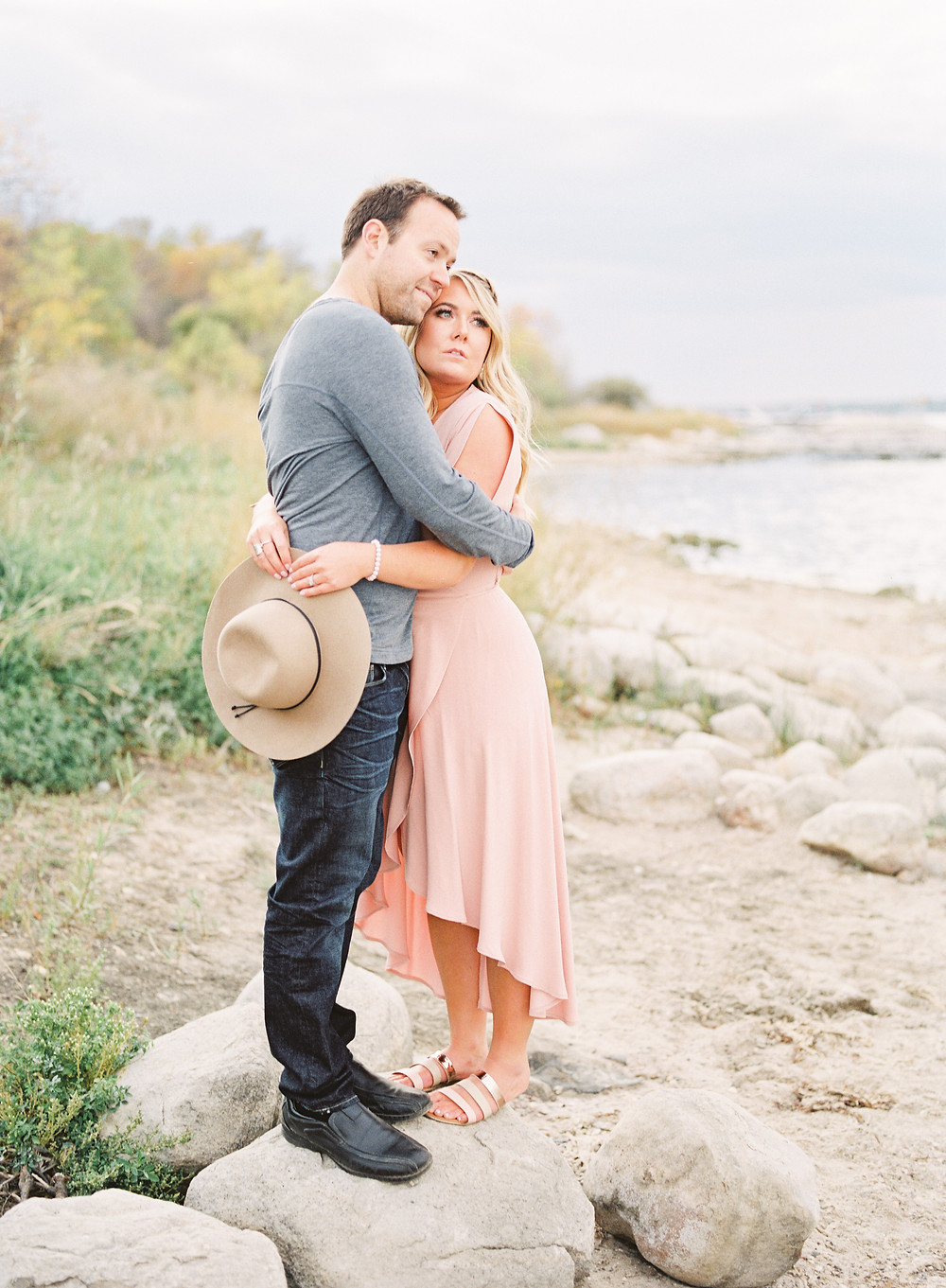 Saskatoon Engagement Photographer Lisa Catherine Photography