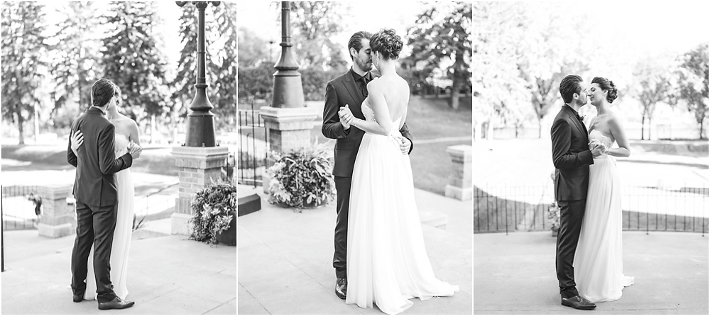 Elegant Autumn Saskatoon Wedding
