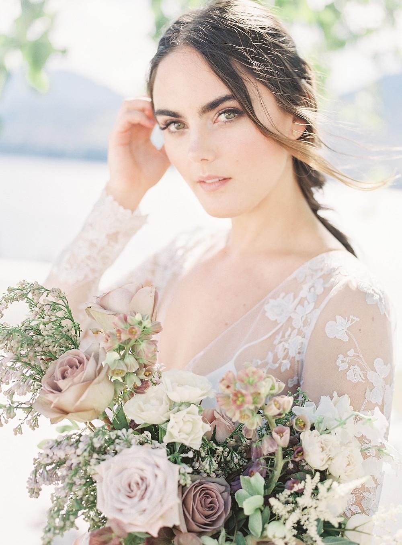 Okanagan Wedding, photographed by Lisa Catherine Photography