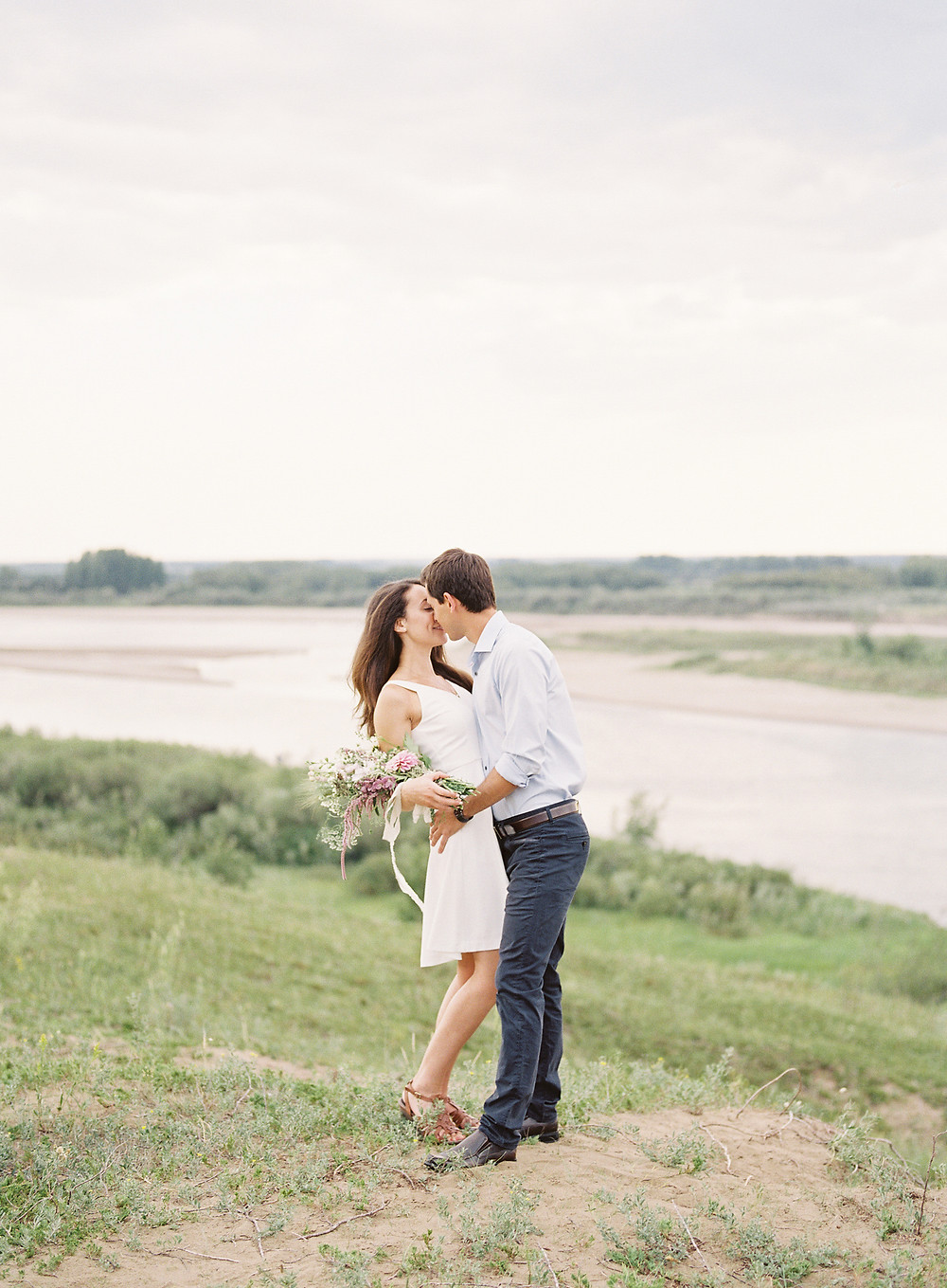 Saskatoon Cranberry Flats Engagement, Lisa Catherine Photography, Saskatoon Wedding Photographer