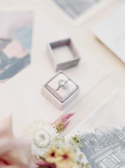 Fine Art Banff Wedding