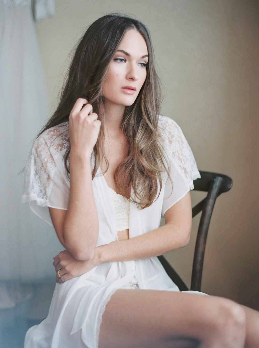 Soft Bridal Boudoir