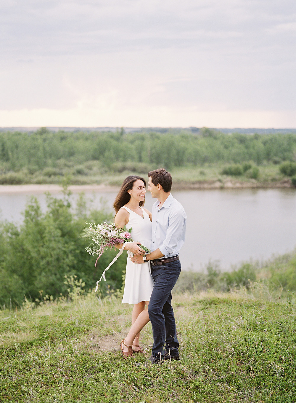 Saskatoon Engagement, Lisa Catherine Photography, Saskatoon Wedding Photographer