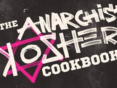Upcoming reading event: The Anarchist Kosher Cookbook at Porter Square Books