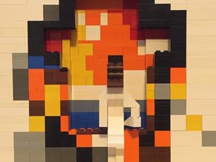 Lego Dali Lincoln
