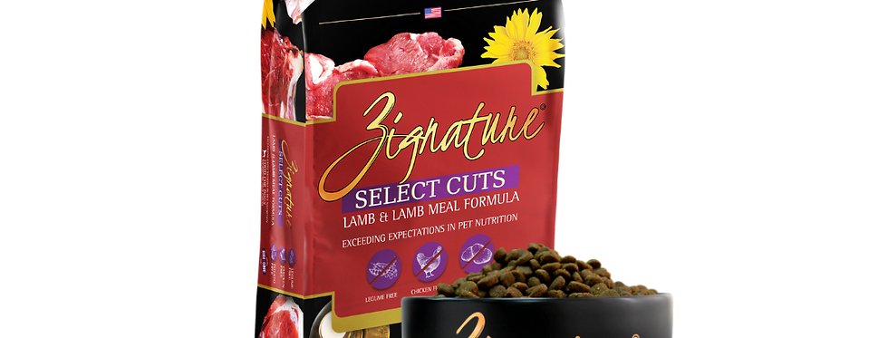 Select Cuts 卓越精選羊肉配方 25 LB裝