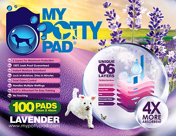 MY POTTY PAD (Lavender) packaging (100)