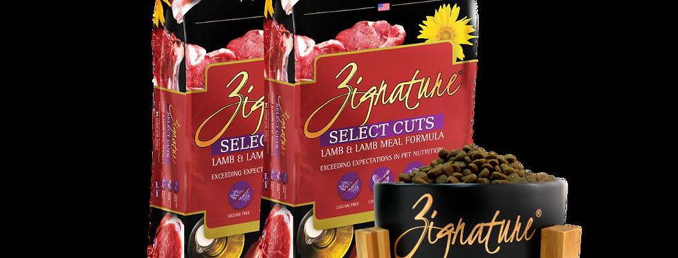 Select Cuts 卓越精選羊肉配方 4LB裝 (2包組合價)