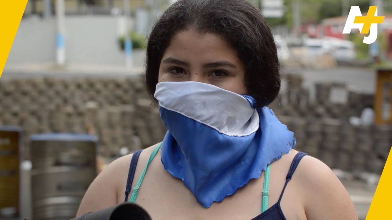 Nicaraguan Students Occupy Their School for Change
