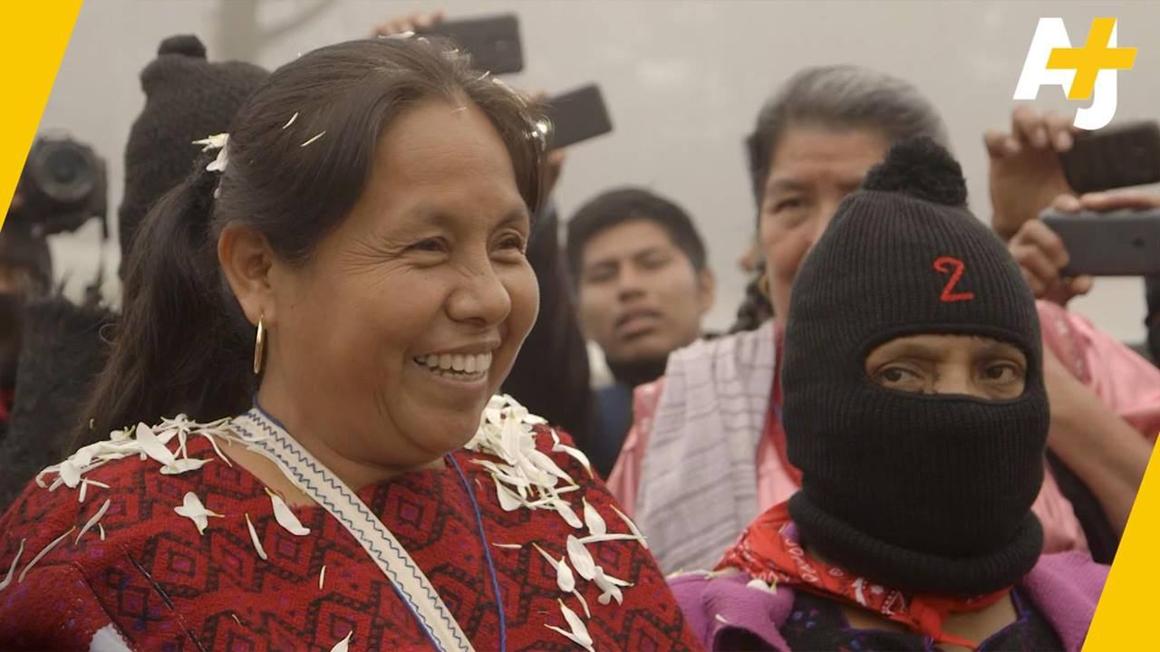 Marichuy: She Lost the Ballot But Reignited Indigenous Movement