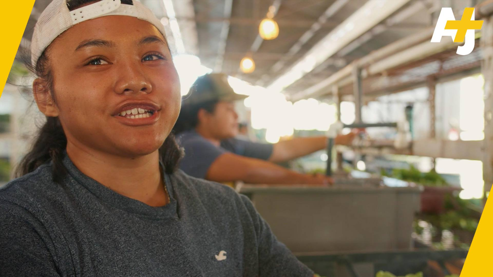 Native Students Farm For Tuition