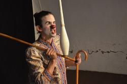 Nouveau spectacle Brouhahas d'un jongleur