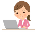 desk-work_business-woman_illust_2060.png