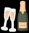 drink_champagne_bottle_glass_illust_2202