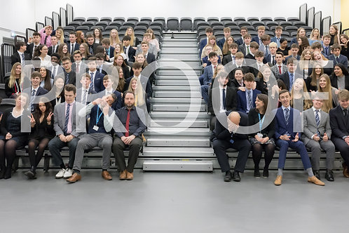 Whole Sixth Form 'Fun' Photo (without mount)