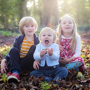 Manders Family Photoshoot