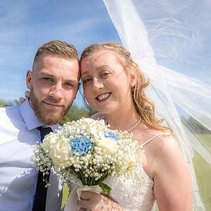 Chloe & Luke's Wedding