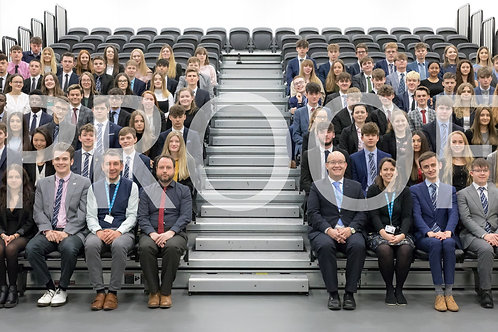 Whole Sixth Form Group Photo (without mount)