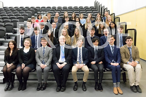 Year 13 Group Photo (without mount)