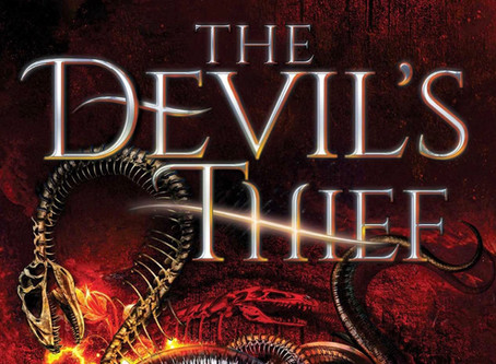 """""""The Devil's Thief"""" Book Review"""