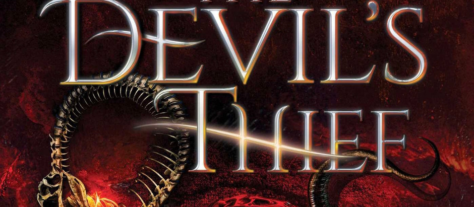 """The Devil's Thief"" Book Review"