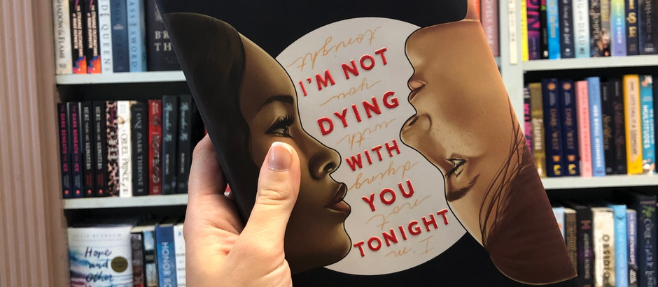 """I'm Not Dying with You Tonight"" Book Review"
