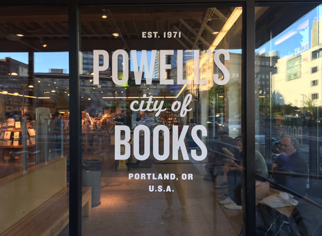 5 Reasons to go to Powell's City of Books