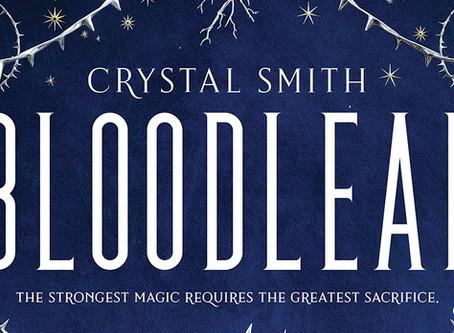 """Bloodleaf"" Book Review"