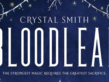 """Bloodleaf"" Book Review"