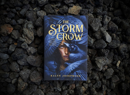 """""""The Storm Crow"""" Book Review"""