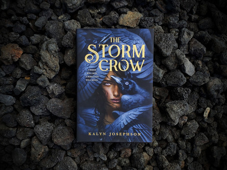 """The Storm Crow"" Book Review"