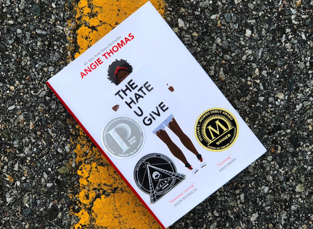 """""""The Hate U Give"""" Book Review"""