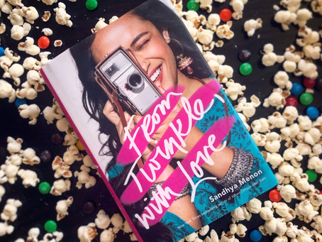 """From Twinkle With Love"" Book Review"