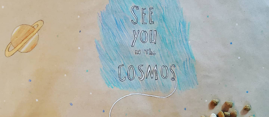 """See You in the Cosmos"" Book Review"
