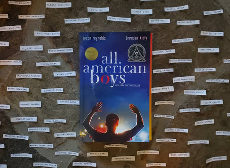 """""""All American Boys"""" Book Review"""
