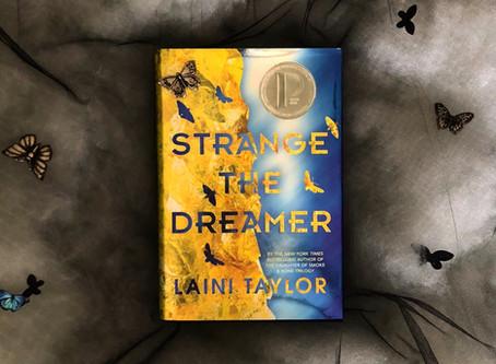 """Strange the Dreamer"" Book Review"