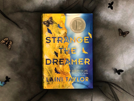 """Strange the Dreamer"" Book Review"