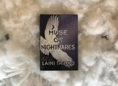 """""""Muse of Nightmares"""" Book Review"""