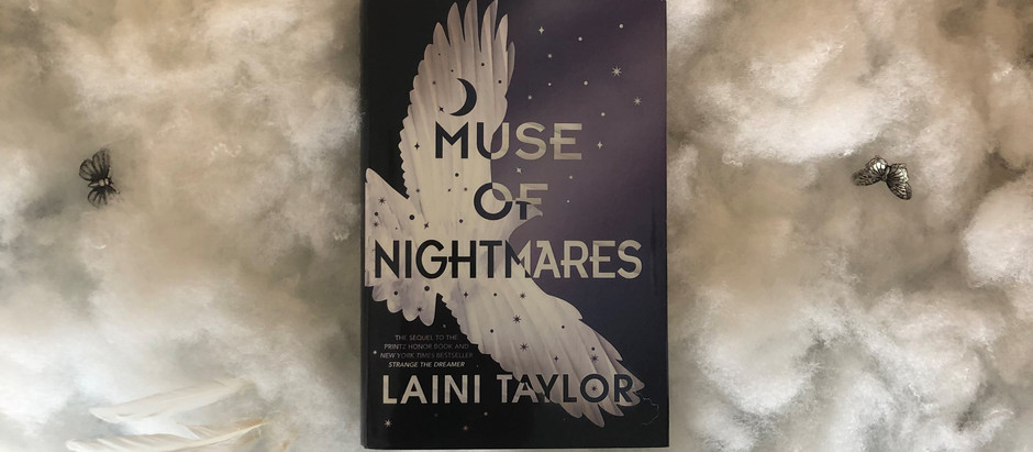 """Muse of Nightmares"" Book Review"