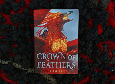 """""""Crown of Feathers"""" Book Review"""