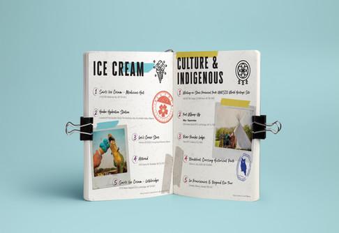 CB ICE CREAM/CULTURE & INDIGENOUS