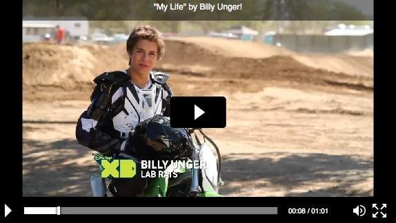 """""""My Life"""" with Billy Under - Disney XD"""