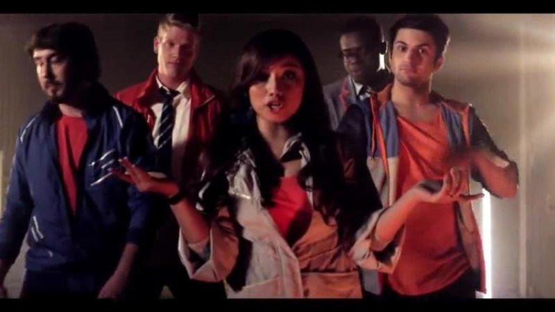 "Pentatonix ""Starships"" Music Video"