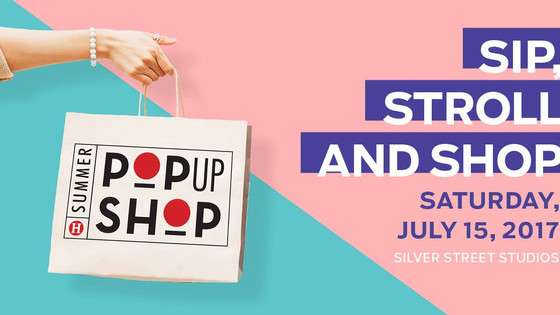 Come and See Us at Houstonia Magazine's Summer Pop Up Shop!
