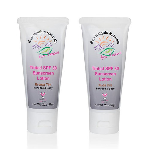 Tinted SPF 30 Sunscreen Lotion