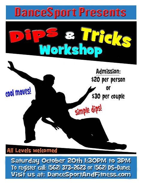Tricks-n-Dips salsa Workshop (flyer 2) .