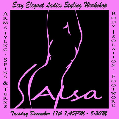 Sexy Elegant Ladys Styling Workshop 12-1